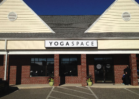 YogaSpace - Front View